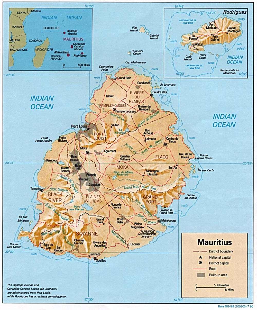 L conomie mauricienne en proie difficult s afrique7 for Chambre de commerce ile maurice