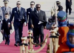Le Roi du Maroc part pour un nouveau périple en Afrique