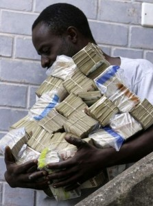 Zambie Ralentissement de l'inflation