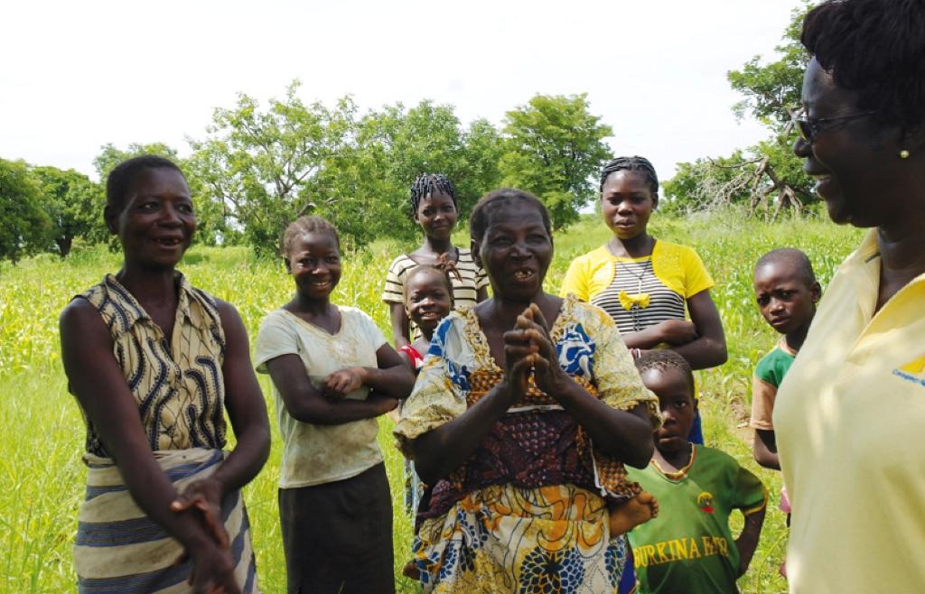 Burkina faso les femmes entrepreneurs en milieu rural for En milieu rural