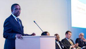 The-Minister-for-Natural-Resource,-Dr-Vincent-Biruta-