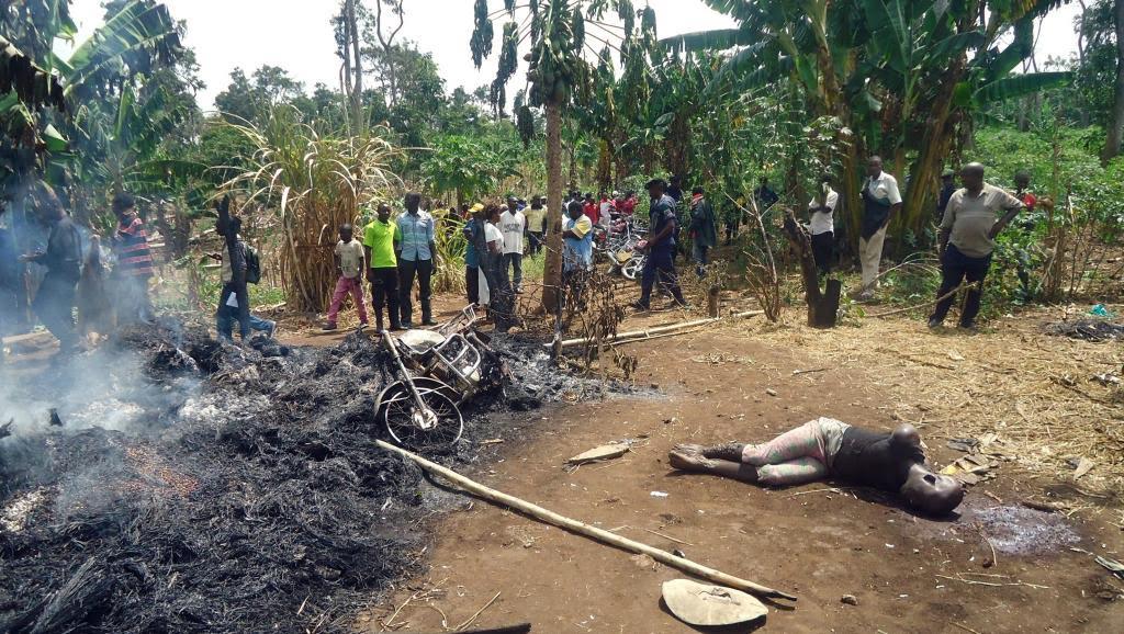Noël sanglant au Congo: 22 civils massacrés dans le Nord-Kivu
