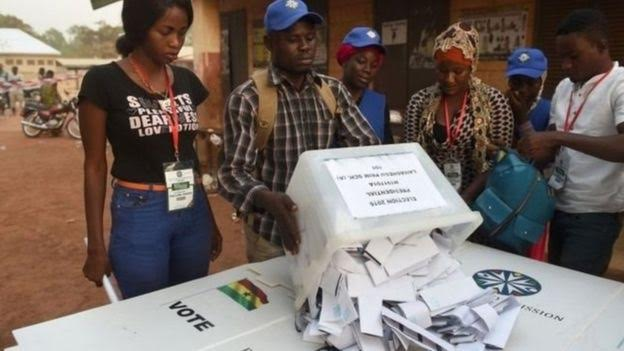 Nana Akufo-Addo élu président — Présidentielle au Ghana