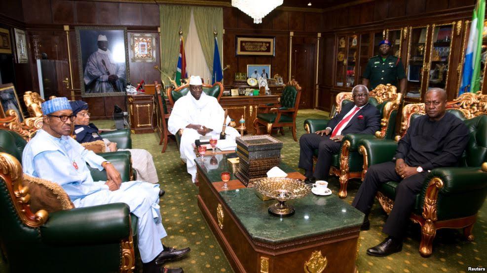 Le Congad demande une solution politique — Crise gambienne