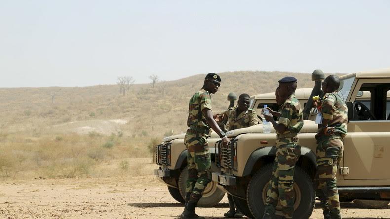 Gambie : le Ghana envoie 205 soldats pour chasser Jammeh du pouvoir
