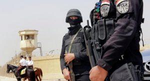 egypte--police