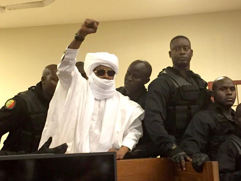 La perpétuité confirmée pour l'ex-président tchadien Hissène Habré — Justice