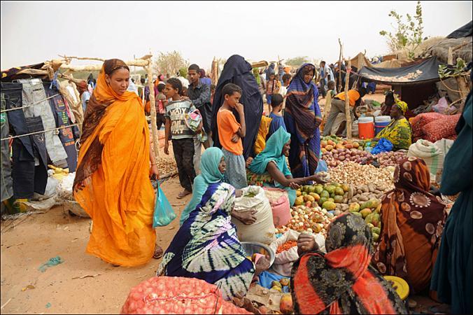Mali-Mauritanie la crise nuit au commerce