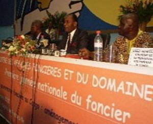 Congo Brazza vers un guichet unique pour le système foncier