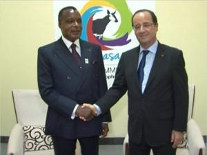 CongoBrazza La France premier partenaire du pays
