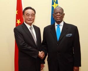 Namibie nouvelles perspectives commerciales avec la Chine