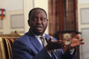 Centrafrique Bozizé chassé du pouvoir