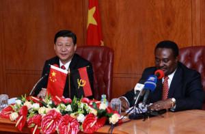 La Chine accroît sa place en Angola
