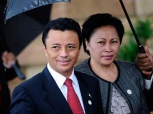 Madagascar retour de Lalao Ravalomanana