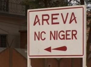 Niger Areva dans la crise sociale