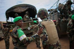 Somalie vers la fin de l'embargo