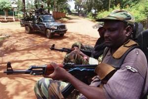 LA SITUATION S'AMÉLIORE EN CENTRAFRIQUE