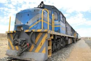 Tanzania-Zambia-Railway