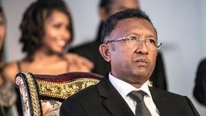 madagascar-president
