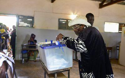 Mozambique-elections
