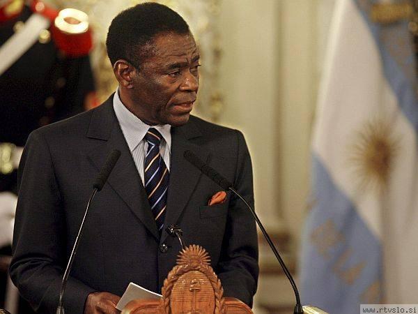 Teodoro-Nguema