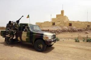 Mali _ soldats
