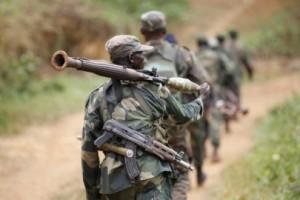 RDC-Larmee