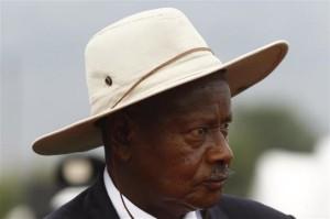 Le président ougandais Yoweri Museveni a reconnu mercredi pour la première fois qu'il apportait un soutien militaire à son homologue du Soudan du Sud, Salva Kiir, confronté à une rébellion de son ancien vice-président. /Photo d'archives/REUTERS/James Akena