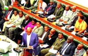 zimbabwe-parlement