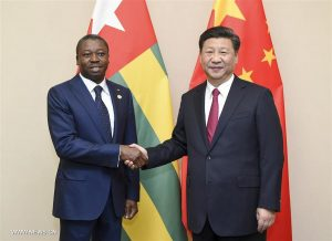 Gnassingbe-chine
