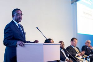 The-Minister-for-Natural-Resource,-Dr-Vincent-Biruta-