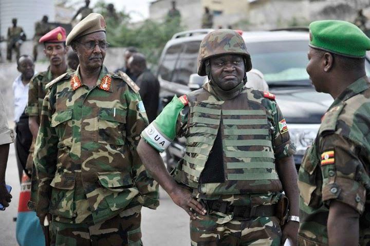 L'Union africaine annonce le paiement des soldats burundais de l'Amisom