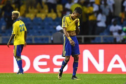 CAN 2017 : le Gabon est éliminé !