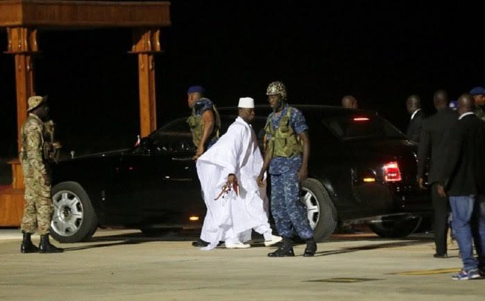 Gambie: Jammeh bénéficie de l'asile politique en Guinée équatoriale