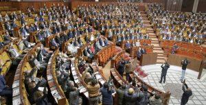 parlement marocain